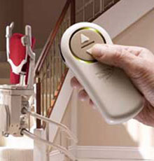 Stair-Lift-Operate
