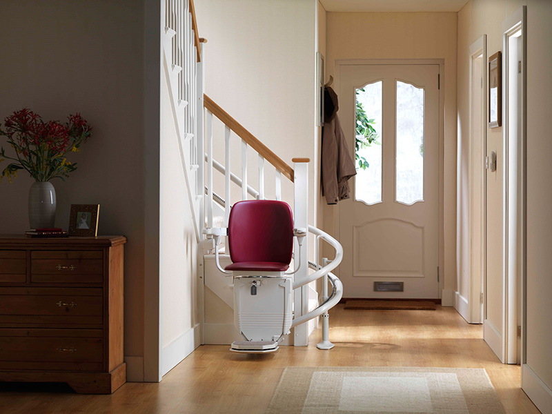 Stairlifts-Stannah-Siena-260-parked-faq