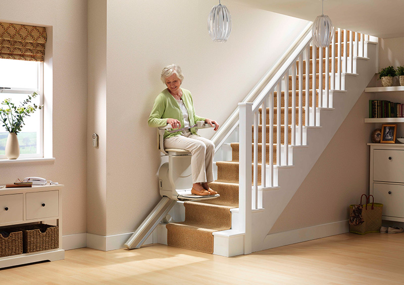 Stannah Stairlift in South Jersey, Wilmington, Princeton