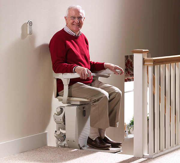 Used Stairlifts in Philadelphia, Wilmington, King of Prussia, Mt. Laurel