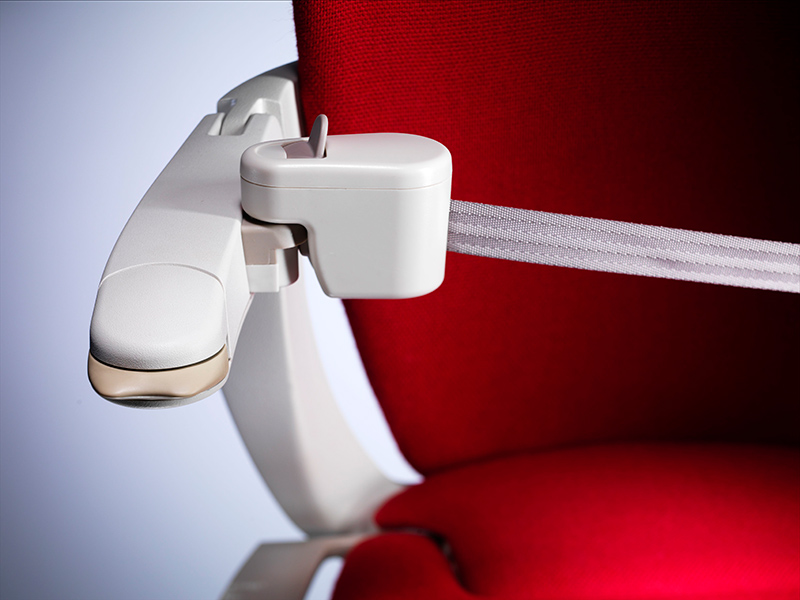 Stairlifts-Stannah-Starla-Seatbelt