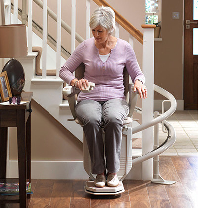 Chair Lifts for Stairs in Delaware Valley, South Jersey, Wilmington