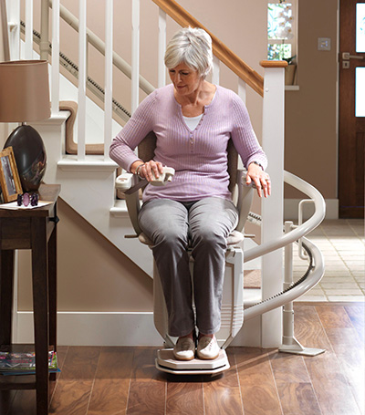 Stair Lifts in Philadelphia, South Jersey, Wilmington, Mt. Laurel
