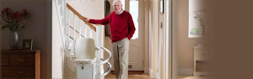 Stannah Curved Stairlift