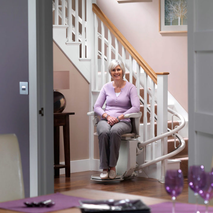 Stair Lifts in Philadelphia, South Jersey (NJ), Wilmington