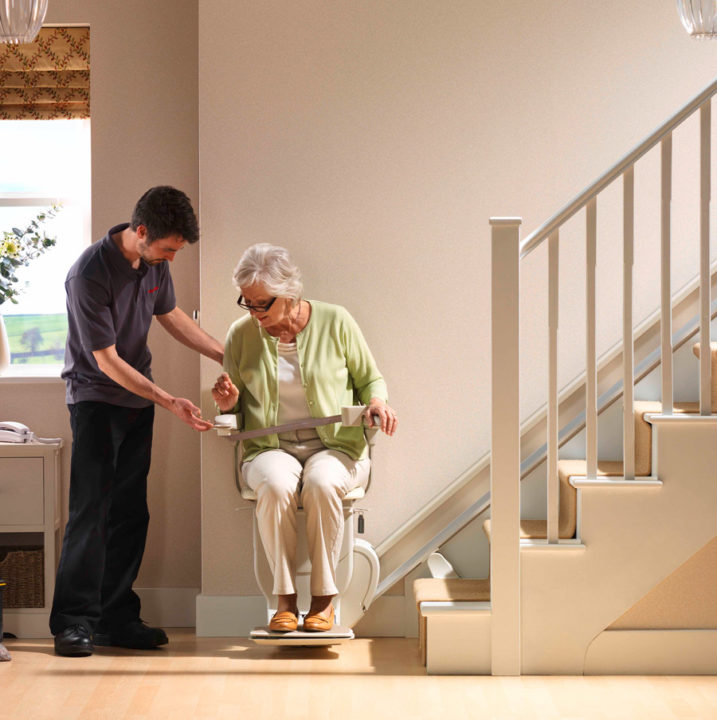 Stair Lift Repair in Wilmington, Philadelphia, South Jersey
